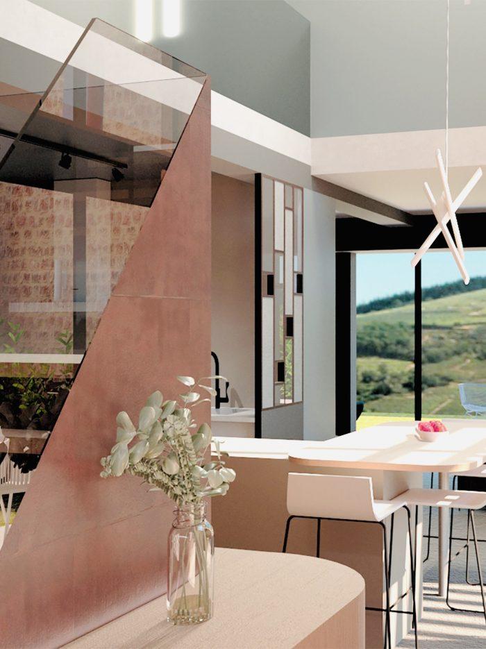 Architecte d'intérieur à Lyon - Villa