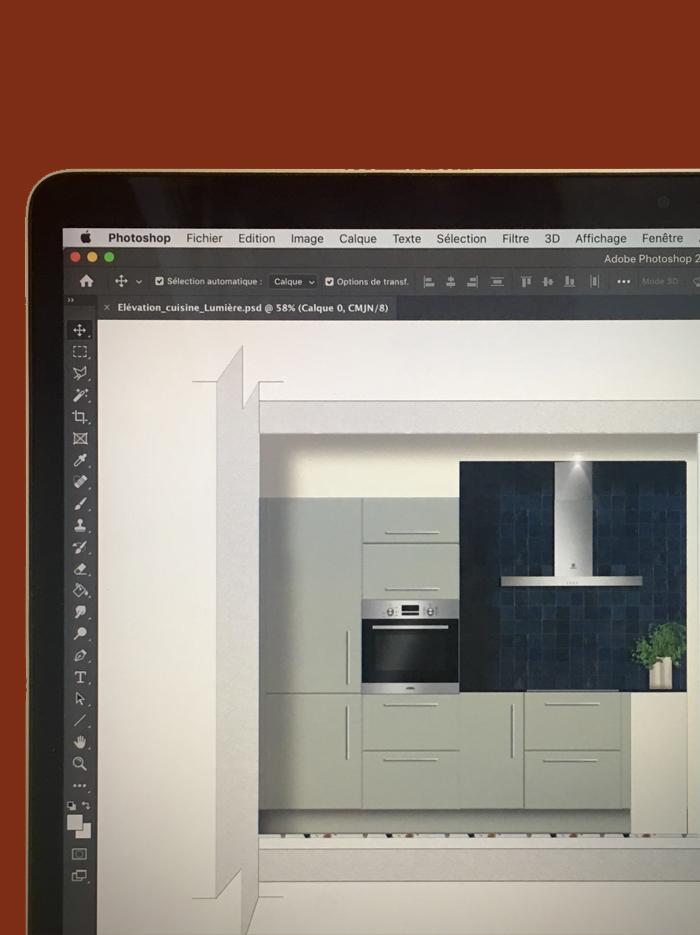 Plans - Design Intérieur